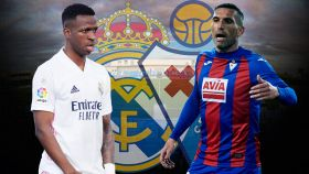 Previa Real Madrid - Eibar