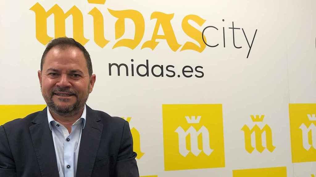Vicente Pascual, director de Expansión de los talleres Midas.