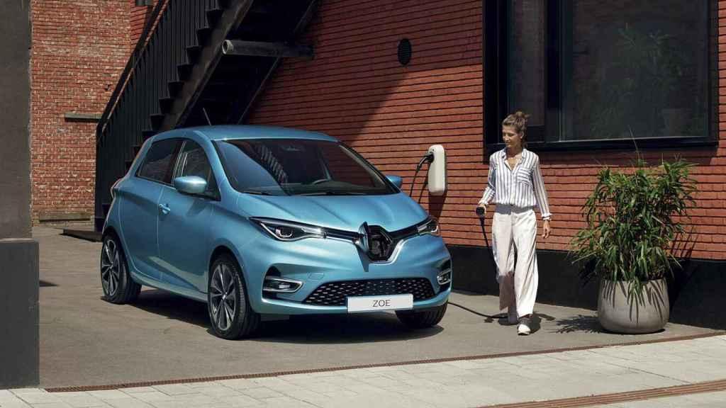Renault es líder en electrificación.
