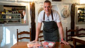Los cinco hamburguesas probadas por Juan Pozuelo, chef del restaurante El Reloj de Harry and Sally.