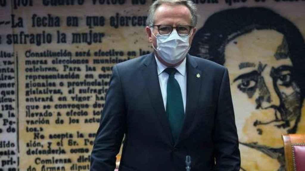Eduardo de Castro González en una imagen de archivo.