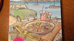 """El """"Cuatro Latas"""" siempre protagoniza la guía 'My Ibiza'."""