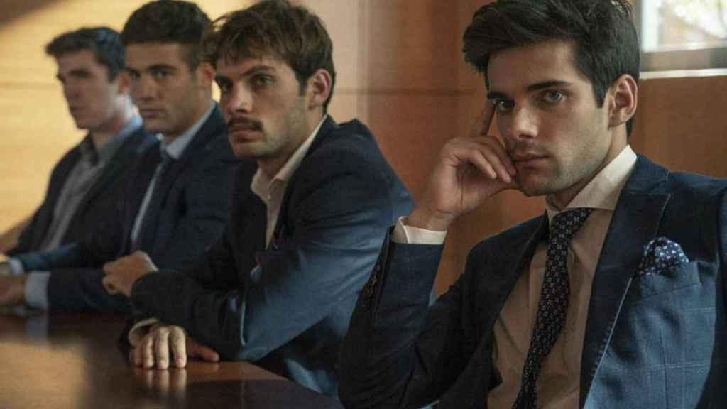 Actores de 'Alba'