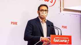 FOTO: Sergio Gutiérrez (PSOE).