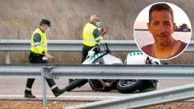El agente fue anteriormente GRS de la Guardia Civil y era originario de Alcorcón (Madrid).