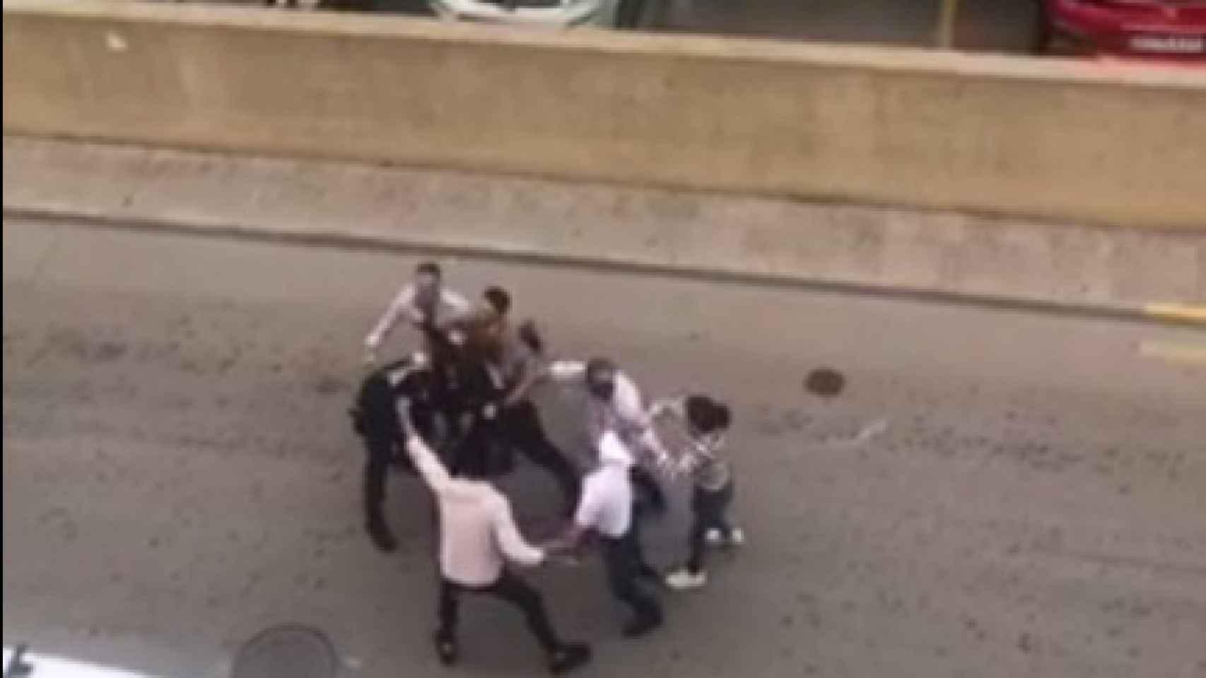 Agreden a dos policías en Capdepera (Mallorca)