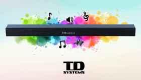 Mejora el audio de tu tele con esta barra de sonido de TD Systems que sorteamos en la Zona Ñ
