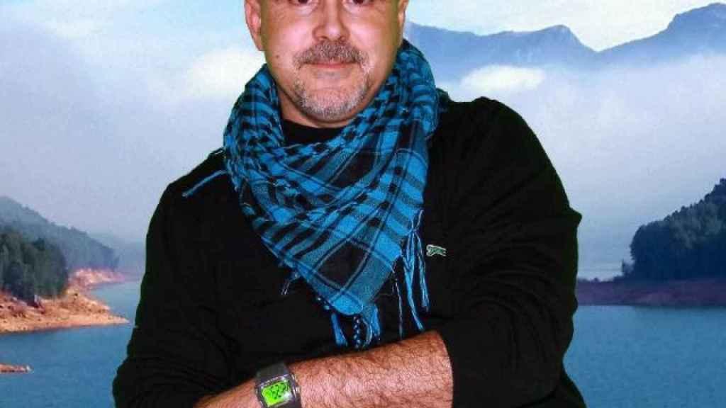 Ambrosio Martínez, autónomo en la provincia de Jaén.