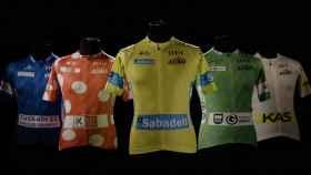 Los maillots de la Itzulia Basque Country 2021, la Vuelta al País Vasco