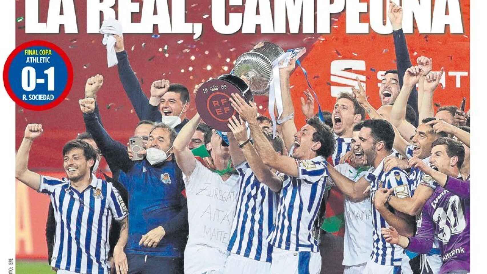 Portada Mundo Deportivo (04/04/21)