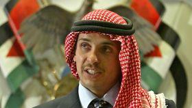 Sharif Hassan bin Zaid, durante un discurso en Amman.