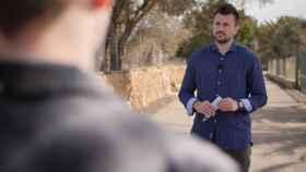 El periodista Sacha Winkel ha descubierto la estafa en Mallorca.
