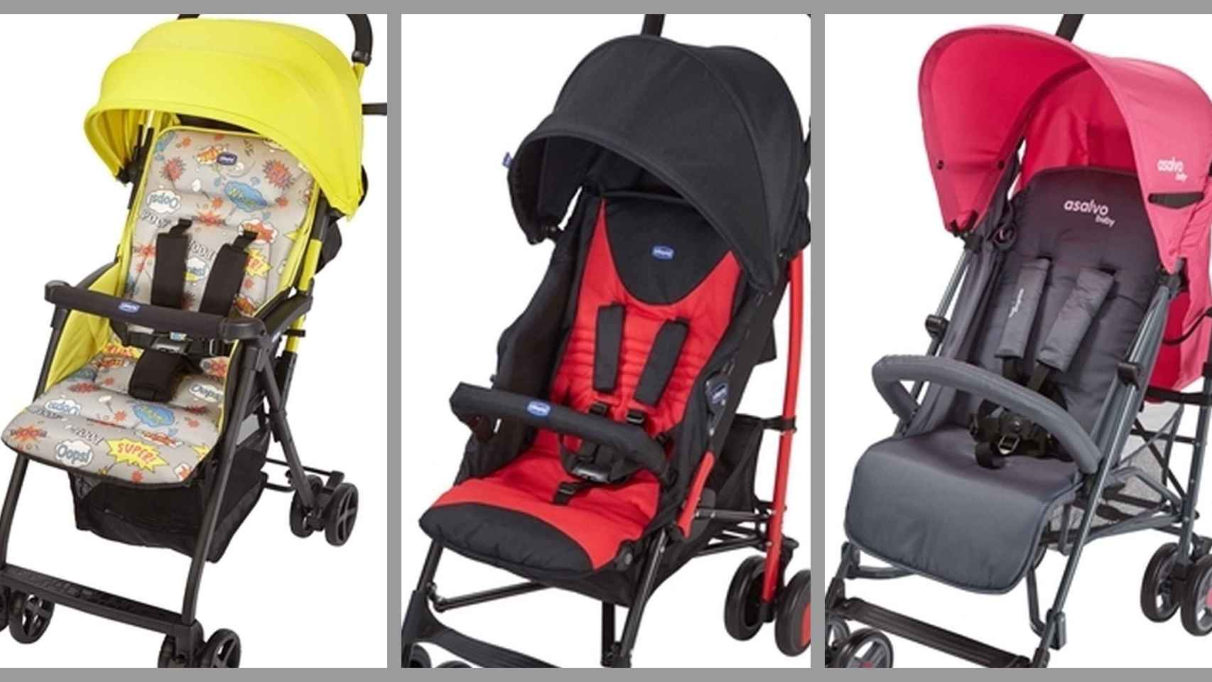 Los mejores carritos para bebé por menos de 400 euros: el análisis de la OCU