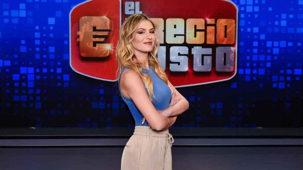 Quién es Arianna Aragón, la azafata de 'El Precio Justo' (e hijastra de Carlos Sobera)