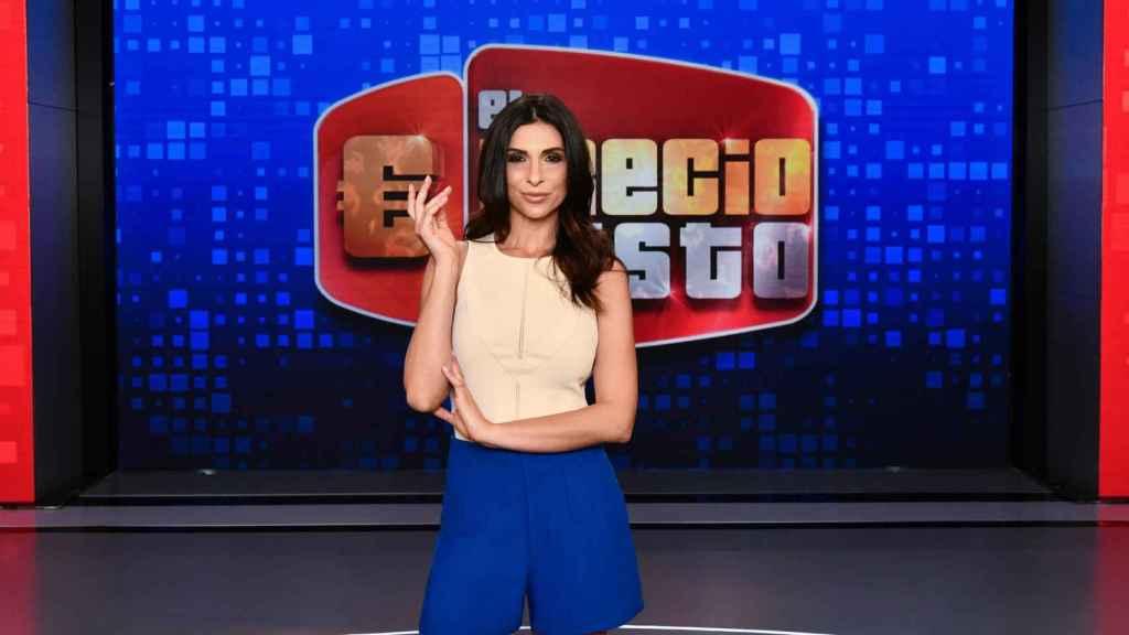 Paula Gómez es modelo, actriz y presentadora.