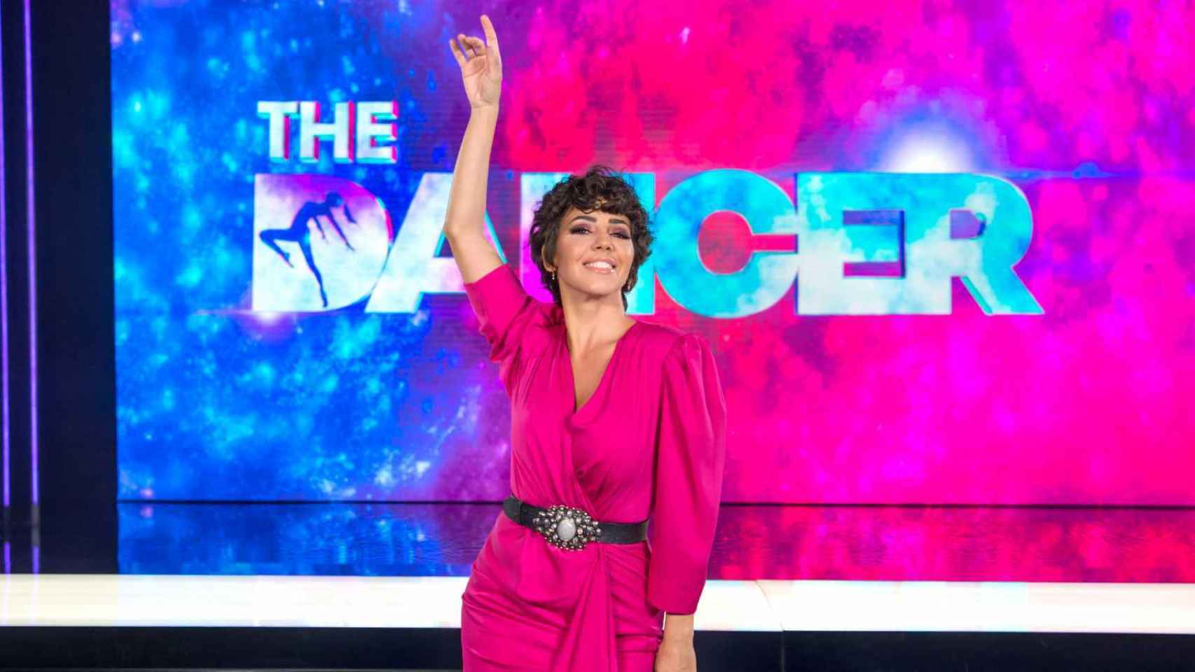 Sandra Cervera presentará 'The Dancer' junto a Ion Aramendi.