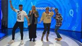'Pasapalabra': Quiénes son los invitados de hoy, Ricky Merino, Marta y Loreto Valverde y Juanra Bonet
