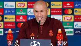 Zidane: Nuestra fuerza es el equipo