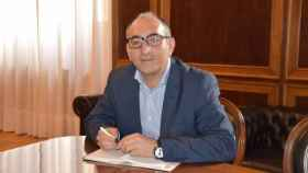 El diputado de Turismo, Carlos Muelas. Foto: Diputación de Cuenca