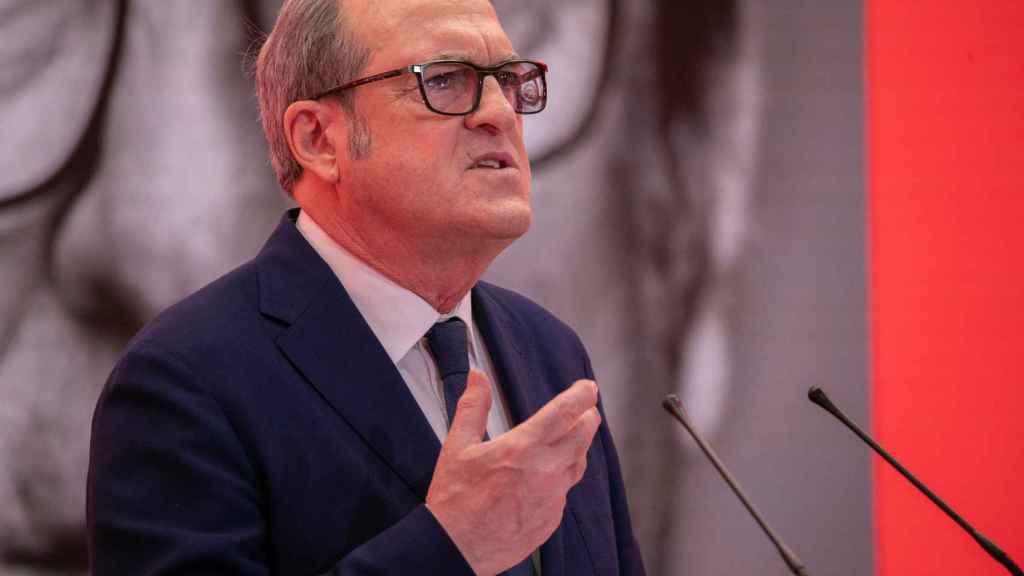 Ángel Gabilondo, candidato del PSOE a la Presidencia de la Comunidad de Madrid.