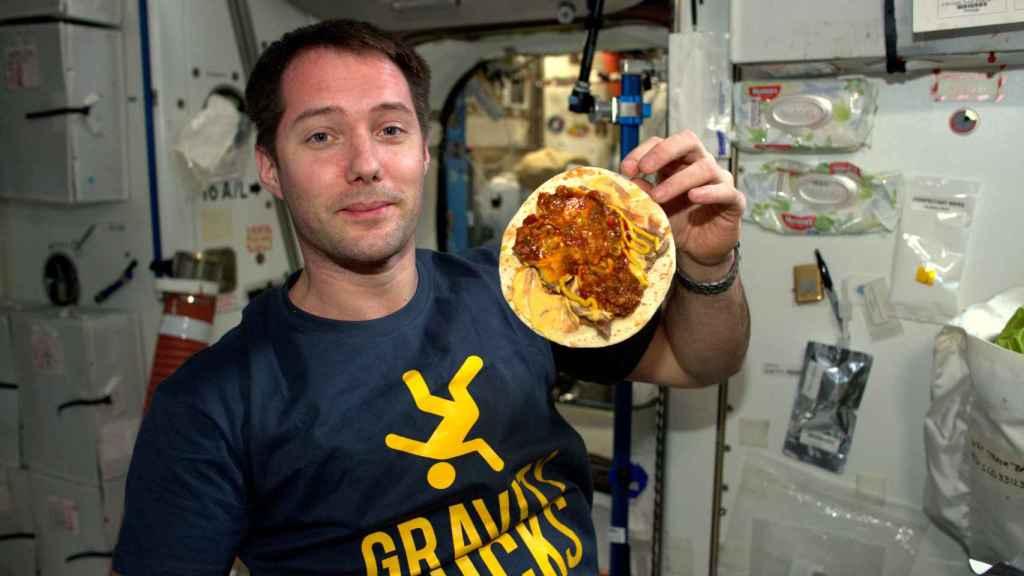 Thomas Pesquet será el primer astronauta de la UE que suba a una nave espacial comercial.