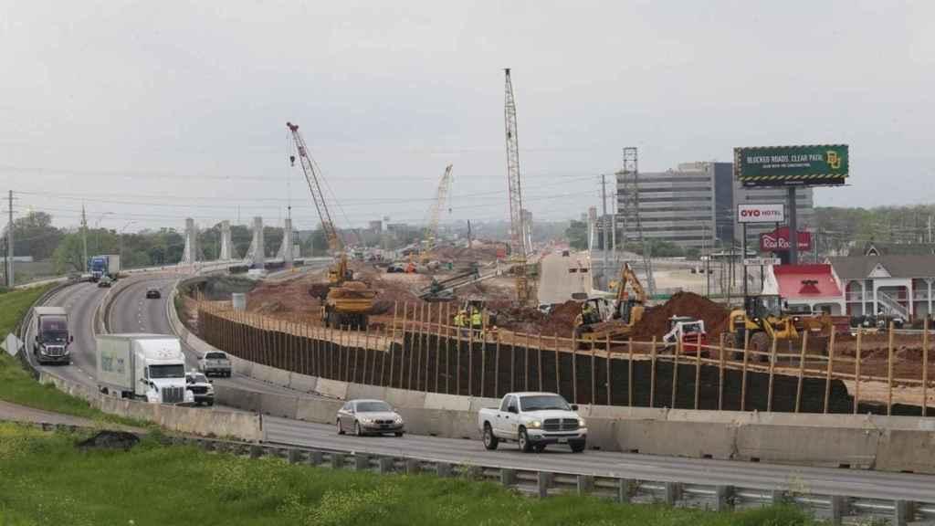 La autopista en Texas que se ampliará (Ferrovial).
