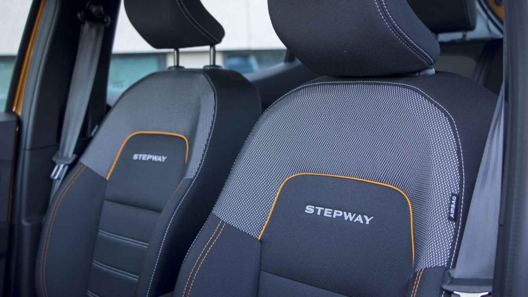 Prueba del Dacia Sandero Stepway | Galería de fotos