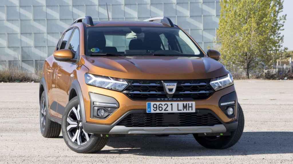 El Dacia Sandero Stepway probado cuesta 15.472 euros (cifra que baja hasta los 12.644 euros) con descuentos.