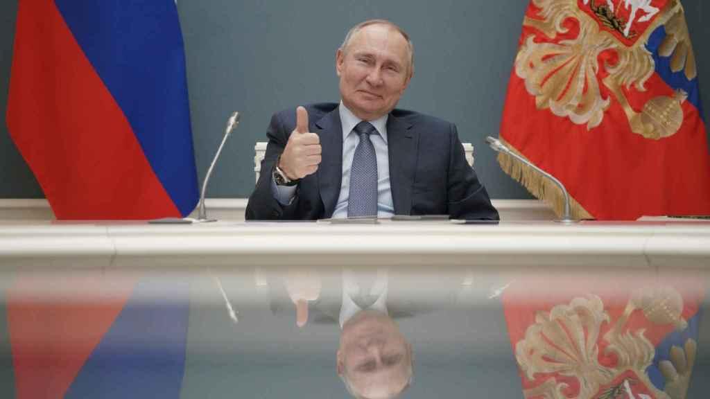 El presidente ruso Vladimir Putin, en una imagen del pasado mes de marzo.