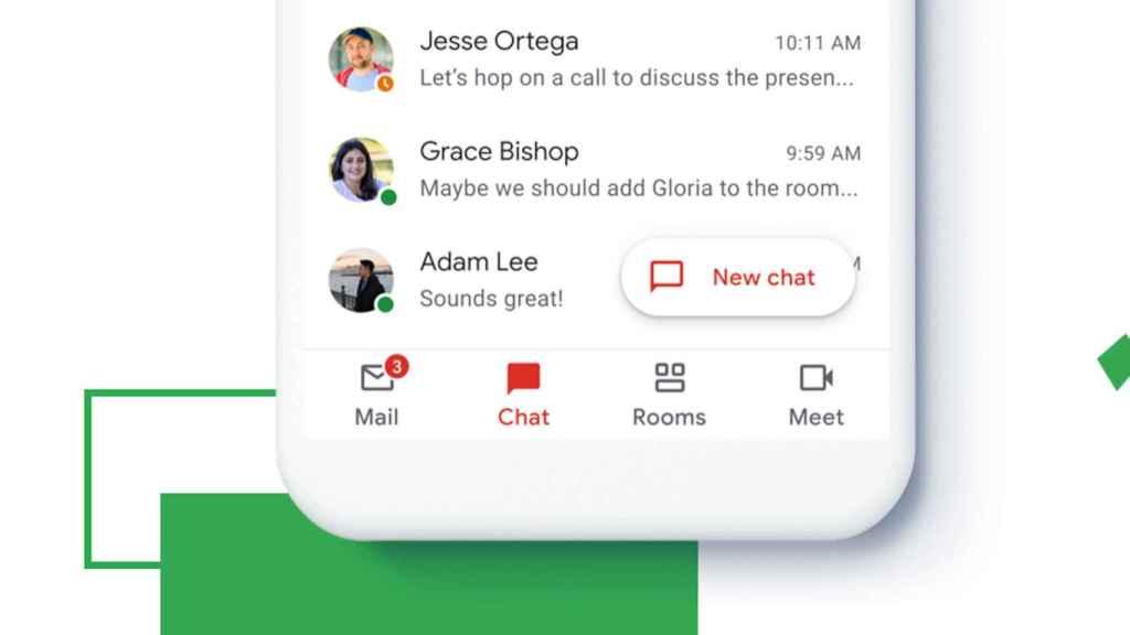 La app móvil de Gmail ahora tiene nuevas pestañas