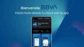 Aplicación de BBVA en AppGallery.