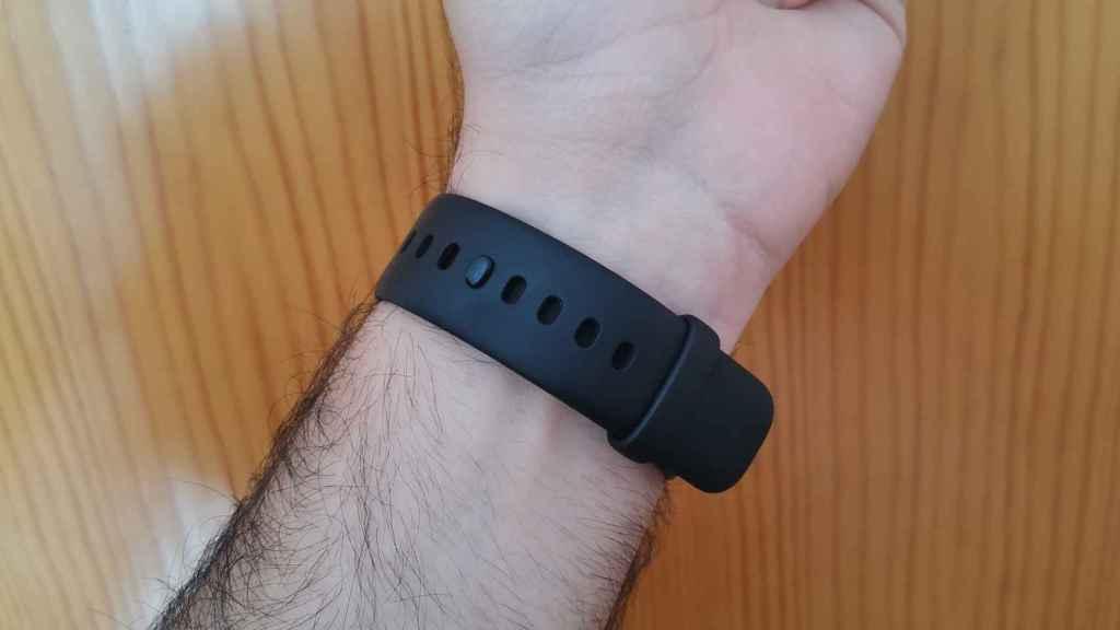 Cierre del Oppo Watch 46mm