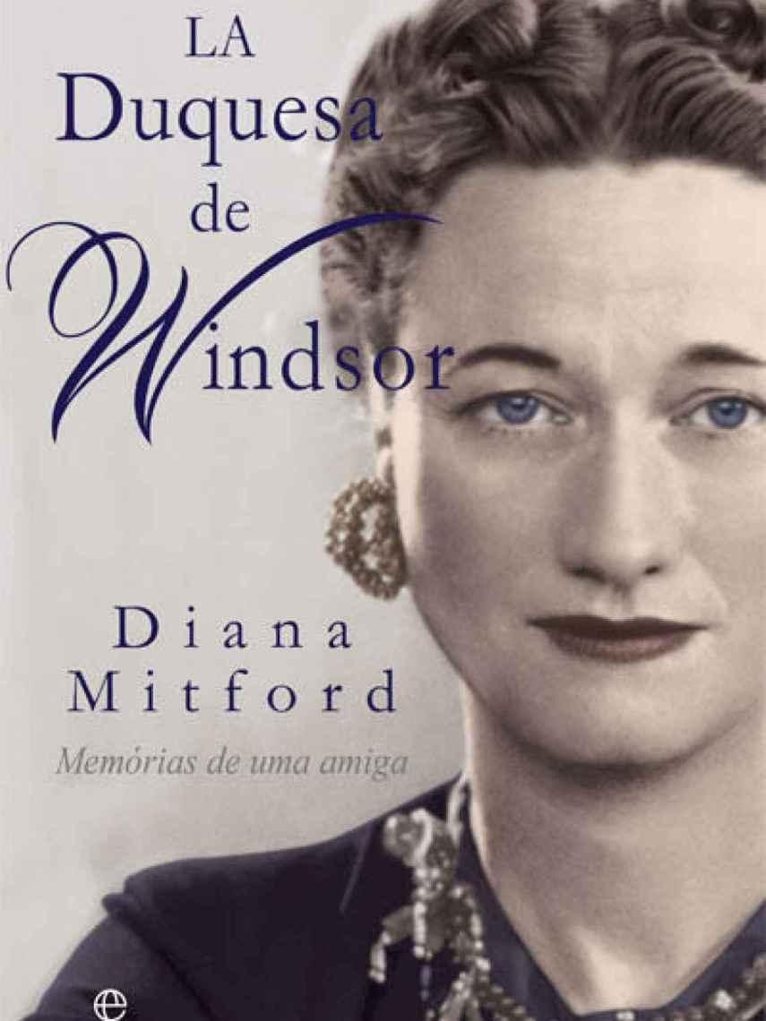 Portada del libro de las memorias de Wallis Simpson.