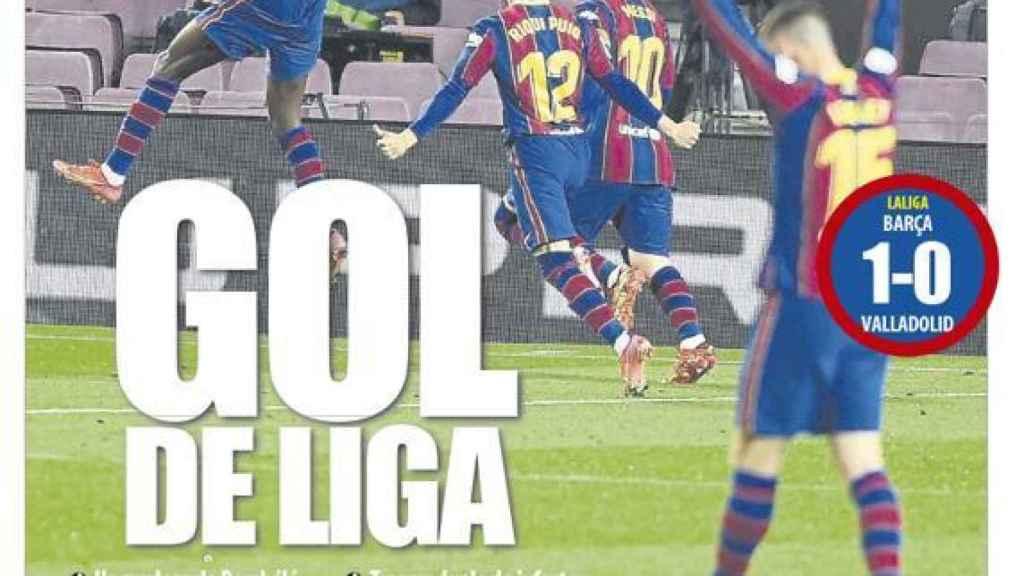 Portada Mundo Deportivo (06/04/21)