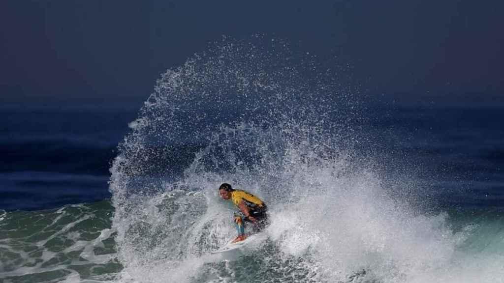 La surfista Tyler Wright