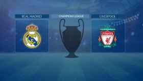 Streaming en directo | Real Madrid - Liverpool (Champions League)