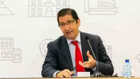 José Manuel Caballero, presidente de la Diputación de Ciudad Real, en una imagen de archivo