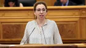 Úrsula López, diputada de Ciudadanos en las Cortes de Castilla-La Mancha