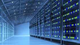 Imagen de recurso de un Data Center.