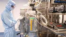 Imagen de la planta de vacunas de BioNTech en Maburgo