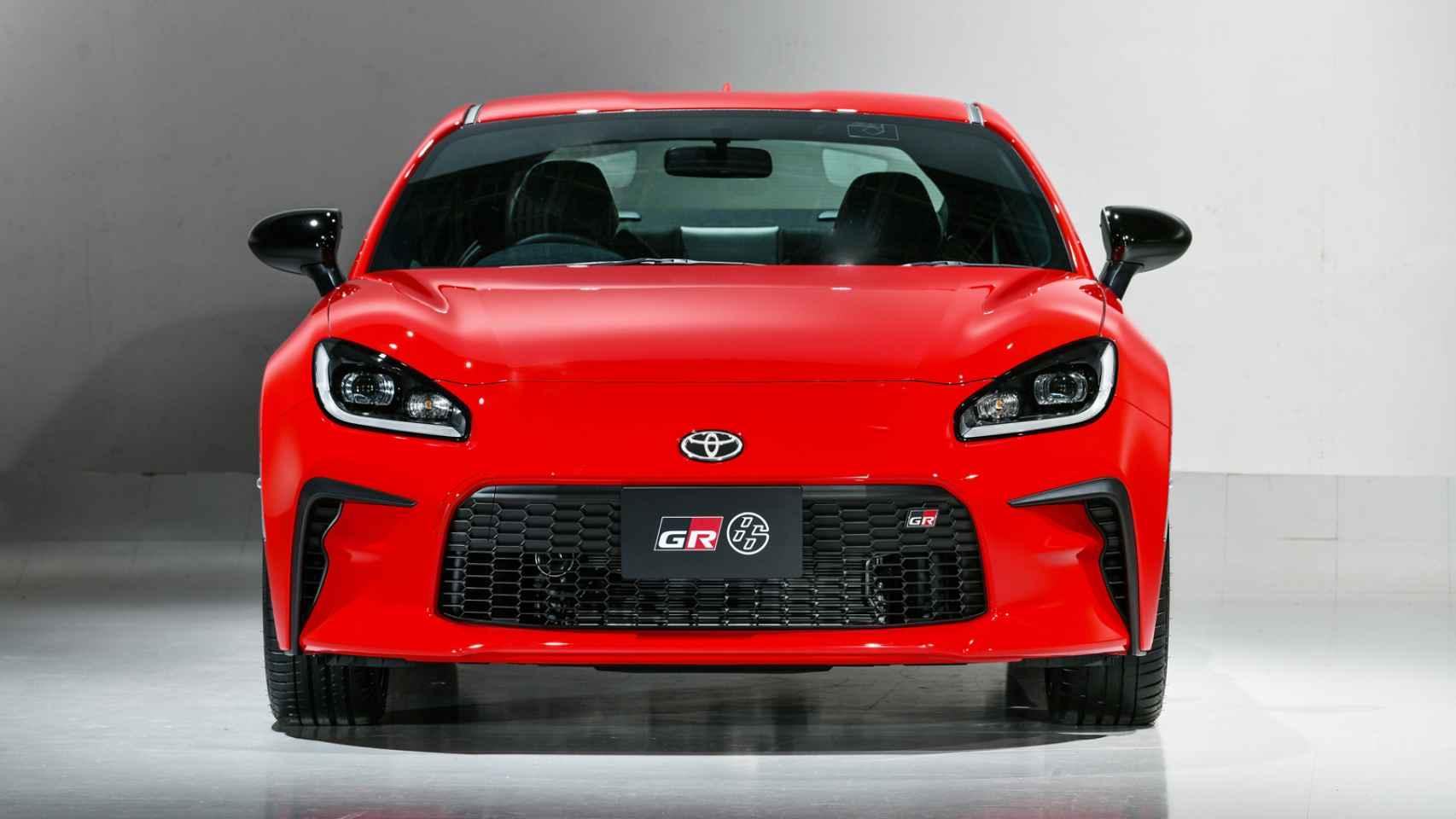 Toyota GR 86: nuevo deportivo, coupé y con tracción trasera para 2022