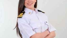 La capitán Marwa Elselehdar.