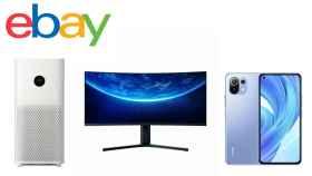 eBay tiene varios chollos en productos de Xiaomi.