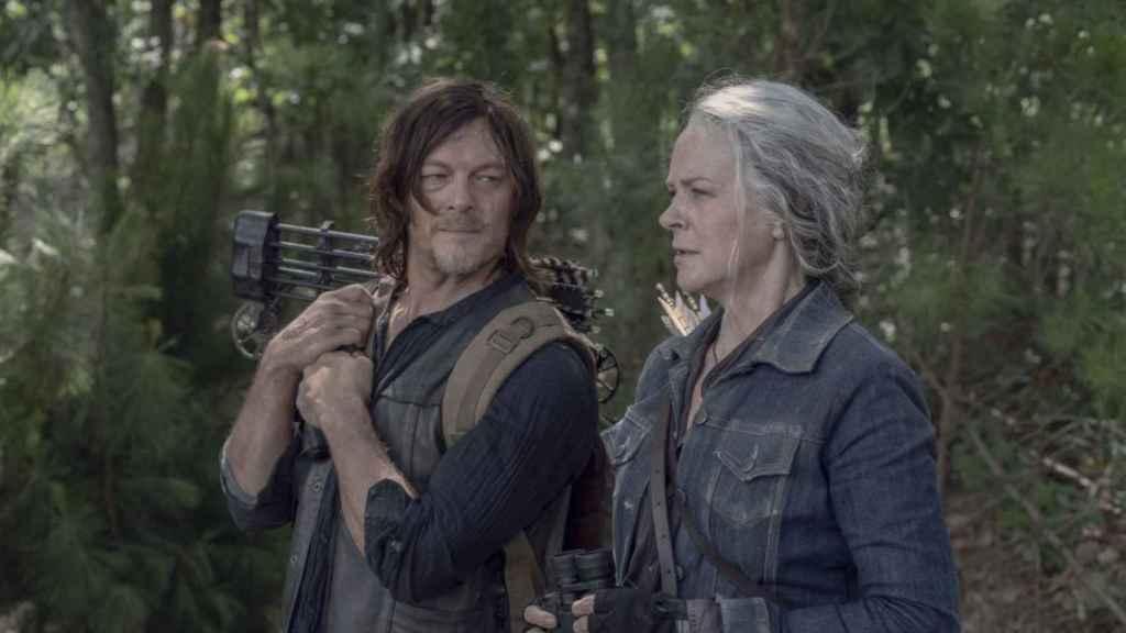 'The Walking Dead' llegará a su fin en 2022.