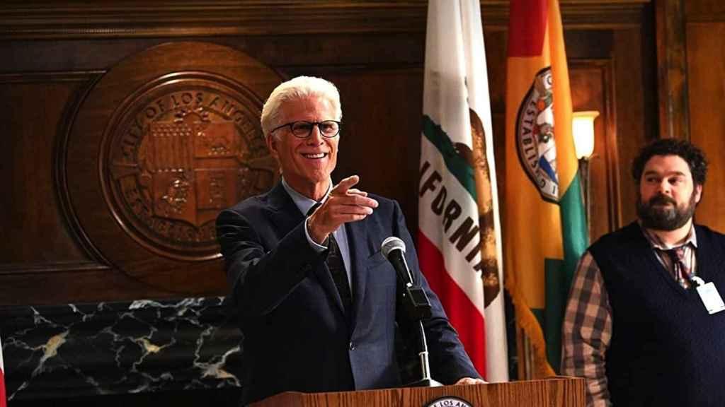 Ted Danson interpreta al alcalde de Los Ángeles en 'Mr. Mayor'