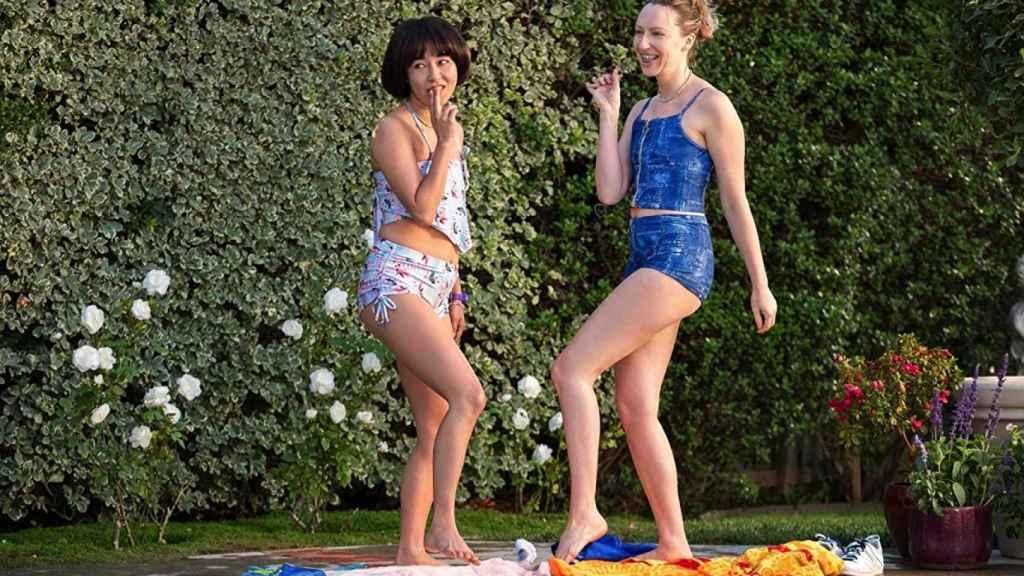 Maya Erskine y Anna Konkle son las creadoras y protagonistas de 'PEN15'.