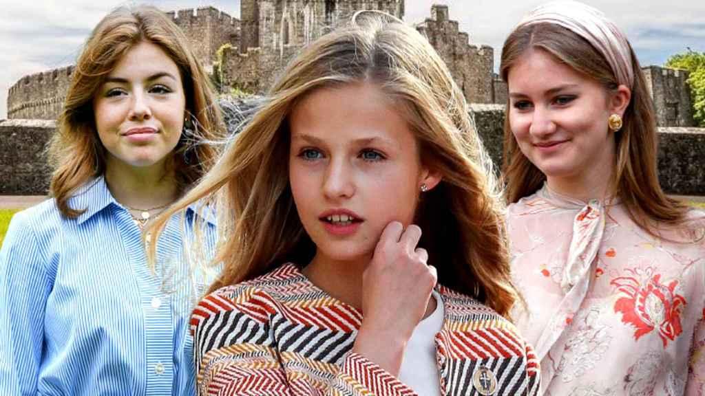 Leonor debe tomar el ejemplo de Elisabeth de Bélgica (dcha), y alejarse de las polémicas de Alexia de Holanda (izq).