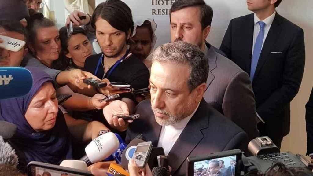 Araqchí, el principal negociador de Irán.