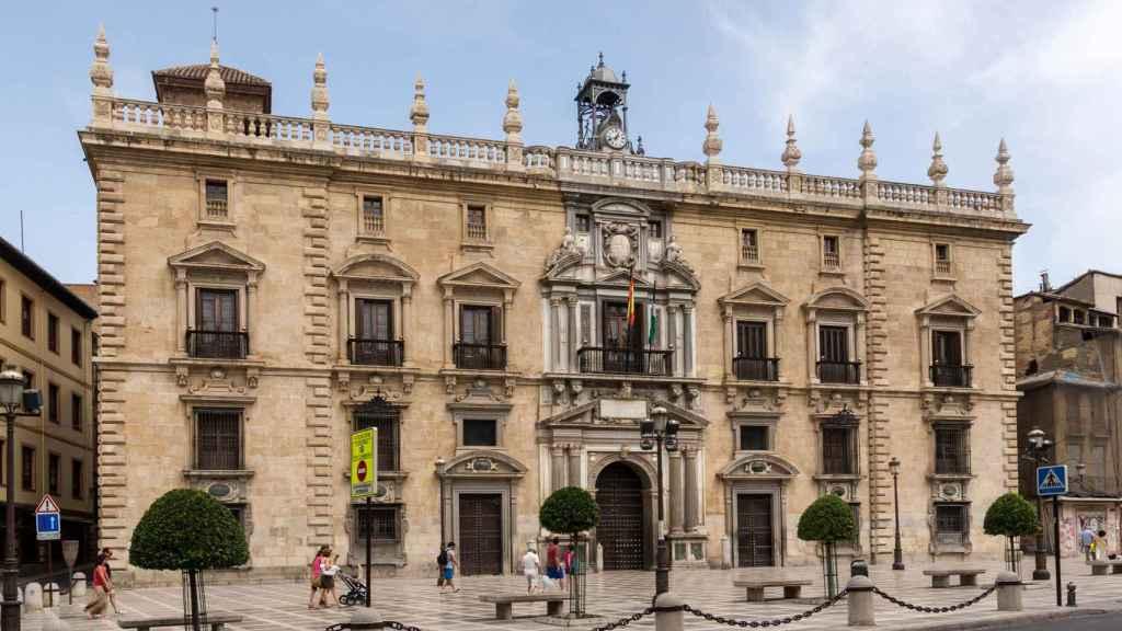 Tribunal Superior de Justicia de Andalucía.