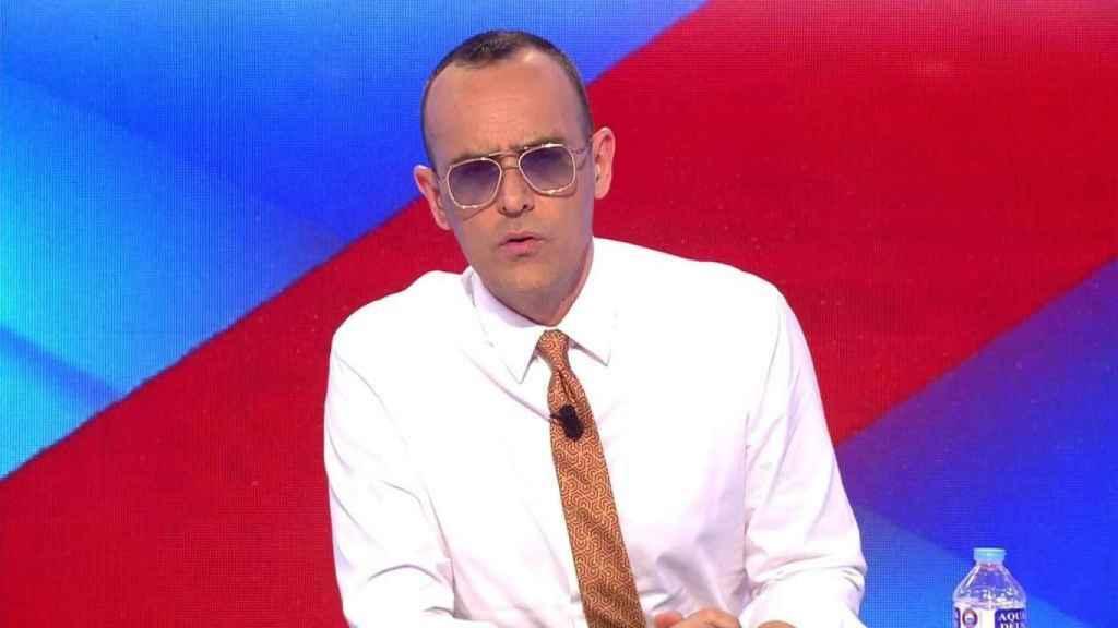 Risto Mejide en 'Todo es mentira' este martes.